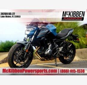 2019 Kawasaki Z650 for sale 200820461