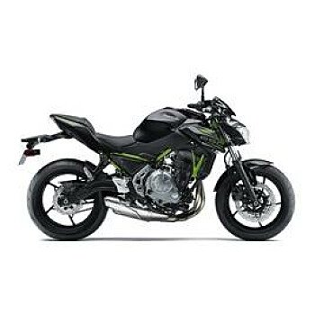 2019 Kawasaki Z650 ABS for sale 200830709