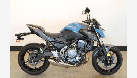2019 Kawasaki Z650 ABS for sale 200950877
