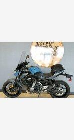 2019 Kawasaki Z650 ABS for sale 201032386