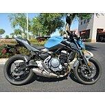 2019 Kawasaki Z650 ABS for sale 201093153