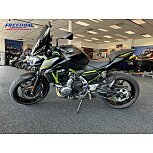 2019 Kawasaki Z650 for sale 201121934
