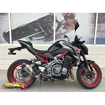 2019 Kawasaki Z900 ABS for sale 200665500