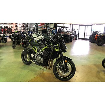 2019 Kawasaki Z900 ABS for sale 200681348
