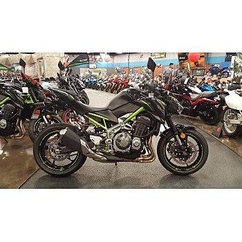 2019 Kawasaki Z900 ABS for sale 200718605