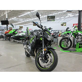 2019 Kawasaki Z900 ABS for sale 200781525