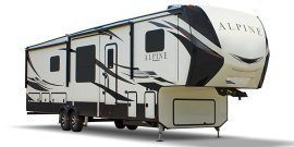 2019 Keystone Alpine 3301GR specifications