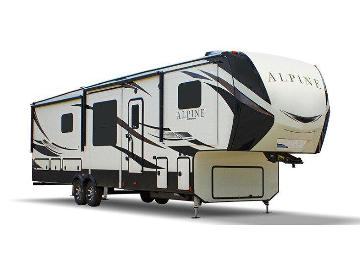 2019 Keystone Alpine 3320MK specifications