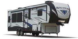2019 Keystone Avalanche 331GR specifications