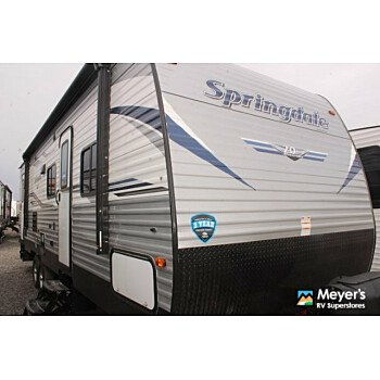 2019 Keystone Springdale for sale 300192599