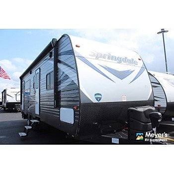 2019 Keystone Springdale for sale 300192945