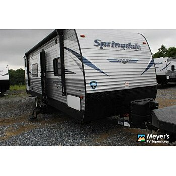 2019 Keystone Springdale for sale 300193870