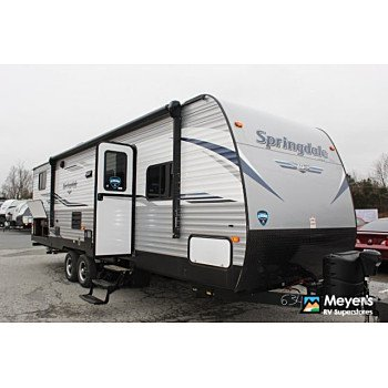 2019 Keystone Springdale for sale 300193923
