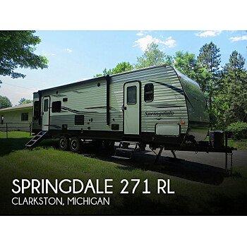 2019 Keystone Springdale for sale 300315006