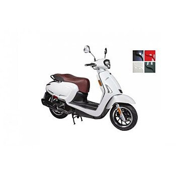 2019 Kymco Like 50 for sale 201029177