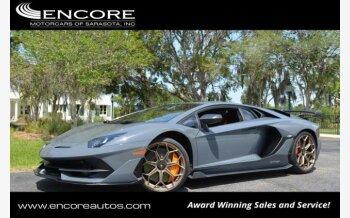 2019 Lamborghini Aventador for sale 101122001