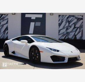 2019 Lamborghini Huracan LP 580-2 Coupe for sale 101112972