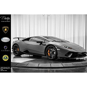 2019 Lamborghini Huracan Performante for sale 101175002