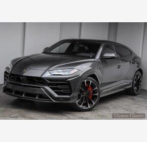 2019 Lamborghini Urus for sale 101194788