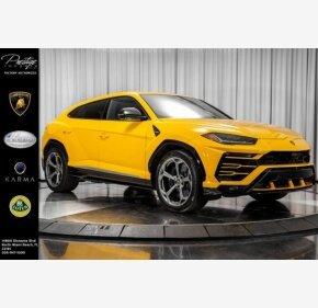 2019 Lamborghini Urus for sale 101255777