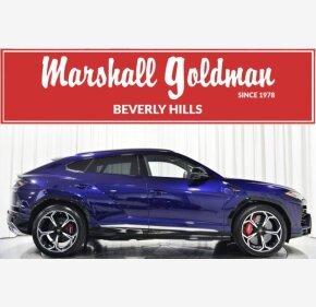 2019 Lamborghini Urus for sale 101274605