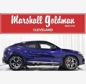 2019 Lamborghini Urus for sale 101318388