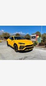 2019 Lamborghini Urus for sale 101469200