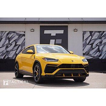 2019 Lamborghini Urus for sale 101596315
