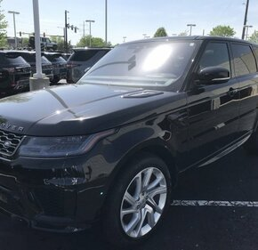 2019 Land Rover Range Rover Sport Supercharged for sale 101135727
