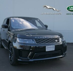 2019 Land Rover Range Rover Sport Supercharged for sale 101220450