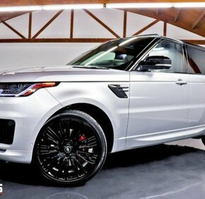 2019 Land Rover Range Rover Sport Supercharged for sale 101269796