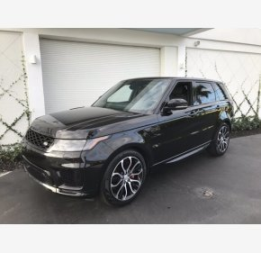 2019 Land Rover Range Rover Sport HSE for sale 101399819