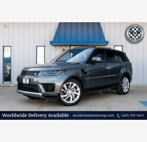 2019 Land Rover Range Rover Sport for sale 101406481