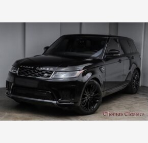 2019 Land Rover Range Rover Sport HSE for sale 101434093