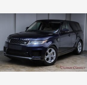 2019 Land Rover Range Rover Sport HSE for sale 101436014