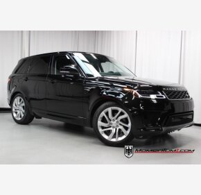 2019 Land Rover Range Rover Sport HSE for sale 101492185