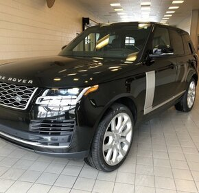 2019 Land Rover Range Rover Supercharged for sale 101096249