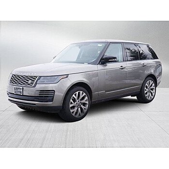 2019 Land Rover Range Rover HSE for sale 101108741