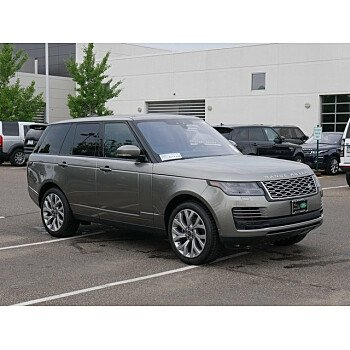 2019 Land Rover Range Rover Supercharged for sale 101118374