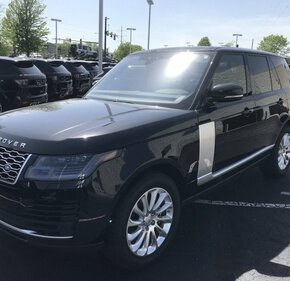 2019 Land Rover Range Rover HSE for sale 101118423
