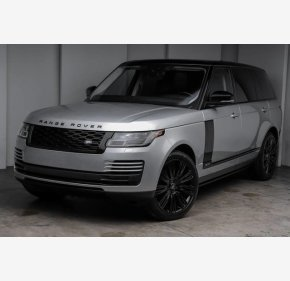 2019 Land Rover Range Rover Long Wheelbase Supercharged for sale 101290902