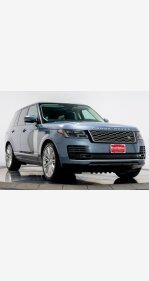 2019 Land Rover Range Rover for sale 101319135