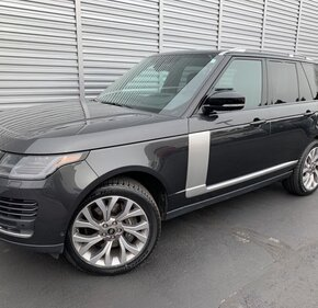 2019 Land Rover Range Rover HSE for sale 101410233