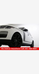 2019 Land Rover Range Rover for sale 101426505