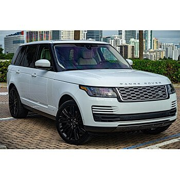 2019 Land Rover Range Rover for sale 101433236