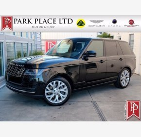 2019 Land Rover Range Rover Supercharged for sale 101436596