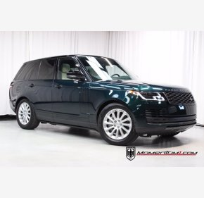2019 Land Rover Range Rover for sale 101448469