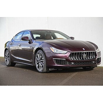 2019 Maserati Ghibli for sale 101037432