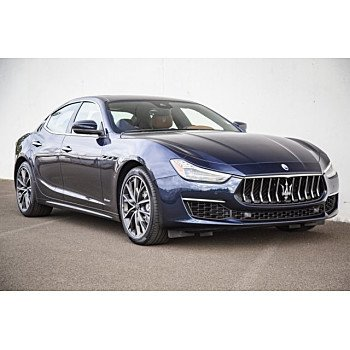 2019 Maserati Ghibli for sale 101059658