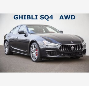 2019 Maserati Ghibli for sale 101059656